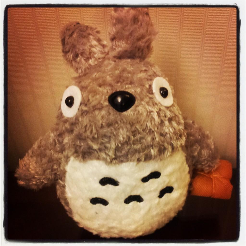 Totoro in Shanghai