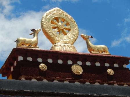 Tashi Delek, Lhasa
