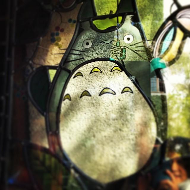 Totoro's home, created by Hayao Miyazaki, is a Ghibli fan's dream.