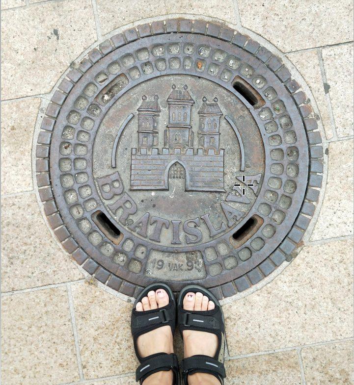 Bratislava Manhole